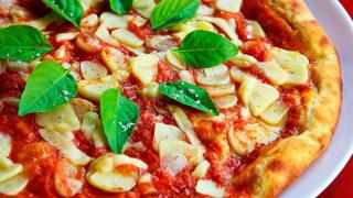 ピザ 保存方法