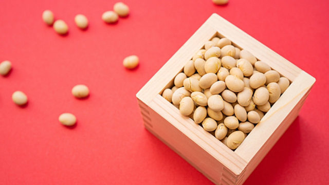 大豆 保存方法