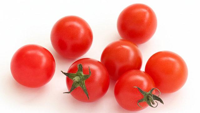 ミニトマト 保存方法